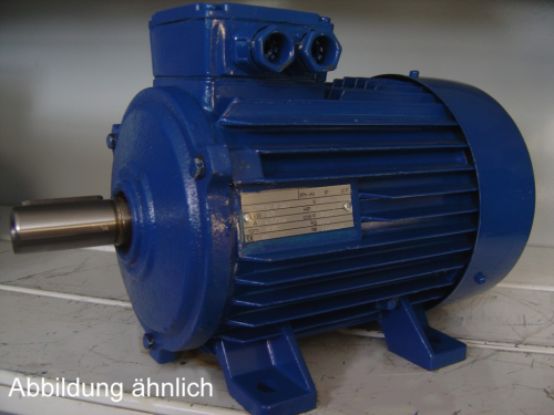 Drehstrommotor AY 160MB-2